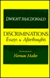 Discriminations: Essays and Afterthoughts