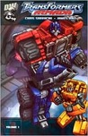 Transformers Armada Volume 1: First Contact