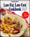 Prevention's Low-Fat, Low-Cost Cookbook: Over 220 Delicious Recipes Plus Twenty $2 Dinners!