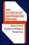 The Elements of Grammar for Writers