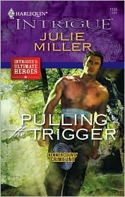 Pulling the Trigger (Kenner County Crime Unit, #6)