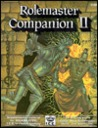Rolemaster Companion II (Rolemaster 2nd Edition, #1600)