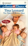 The Triplets' Rodeo Man by Tina Leonard