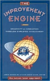 Improvement Engine: Creativity and Innovation Through Employee Involvement--The Kaizen Teian Approach