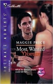 Most Wanted Woman (Men in Blue, #9)