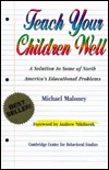 Teach Your Children Well: A Solution to Some of North America