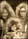 Native Family (Curtis, Edward S., North American Indian (1996), V. 2.)