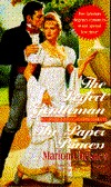 The Paper Princess / The Perfect Gentleman by Marion Chesney