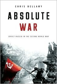 Absolute War by Christopher Bellamy