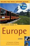 The Rough Guide to Europe 2005