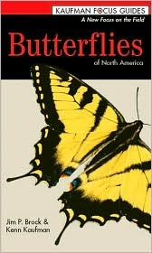 Butterflies of North America by Kenn Kaufman