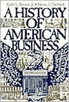 A History of American Business