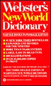 Webster's New World Dictionary by Victoria Neufeldt