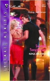 Sweet Suspicion (New Orleans Trilogy, #3)