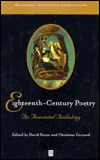 Eighteenth-Century Poetry by David Fairer