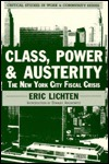 Class, Power and Austerity by Eric Lichten