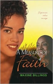 A Measure of Faith by Maxine Billings