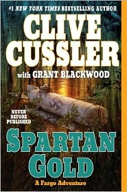 Spartan Gold (Fargo Adventure, #1)