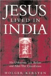Jesus Lived in India by Holger Kersten