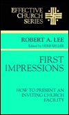 First Impressions by Robert A. Lee