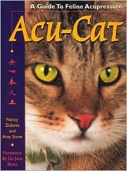 Download free Acu-Cat: A Guide to Feline Acupressure by Nancy A. Zidonis PDB