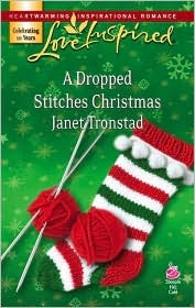 A Dropped Stitches Christmas by Janet Tronstad