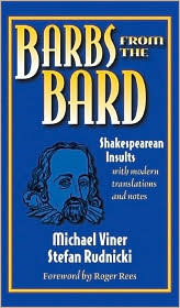 Barbs from the Bard: Shakespearean Insults
