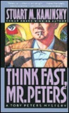 Think Fast, Mr. Peters (Toby Peters, #13)