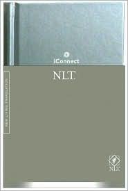 iConnect, Compact Blue Hardcover (Holy Bible, New Living Translation)