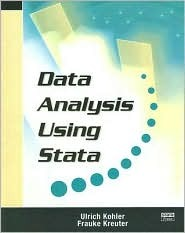 Data Analysis Using Stata by Ulrich Kohler
