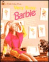 Very Busy Barbie (A Little Golden Book)