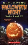 Halloween Night Books I and II (Point Horror Series)