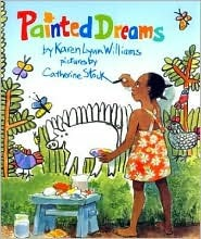 Painted Dreams by Karen Lynn Williams