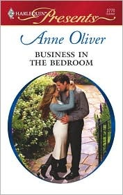 Business in the Bedroom by Anne Oliver