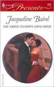 The Greek Tycoon's Love-Child by Jacqueline Baird