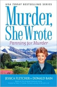 Panning For Murder by Jessica Fletcher