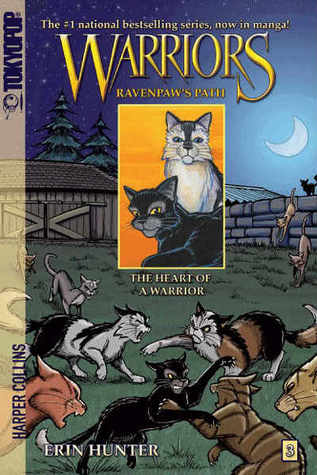 The Heart of a Warrior by Erin Hunter
