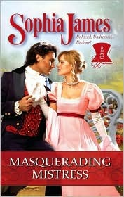 Masquerading Mistress by Sophia James