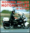 Modern Police Motorcycles in Action