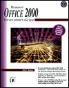 Microsoft Office 2000 Developer's Guide [With CDROM]