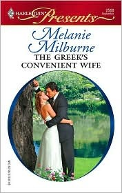 The Greek's Convenient Wife by Melanie Milburne