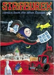 Stripburek: Comics from the Other Europe