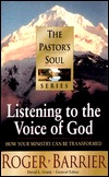 Listening to the Voice of God by Roger Barrier