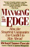 Managing on the Edge: How the Smartest Companies Use Conflict to Stay Ahead