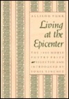 Living at the Epicenter (Morse Poetry Prize)