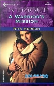 A Warrior's Mission by Rita Herron