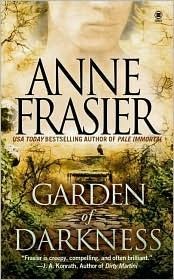 Garden of Darkness by Anne Frasier