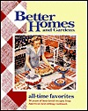 All Time Favourites by Better Homes and Gardens