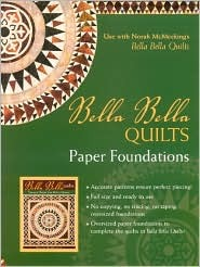 Bella Bella Quilts Paper Foundations by Norah McMeeking