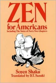 Zen for Americans by Soyen Shaku